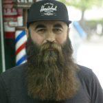 arreglo de barba cliente barbaman