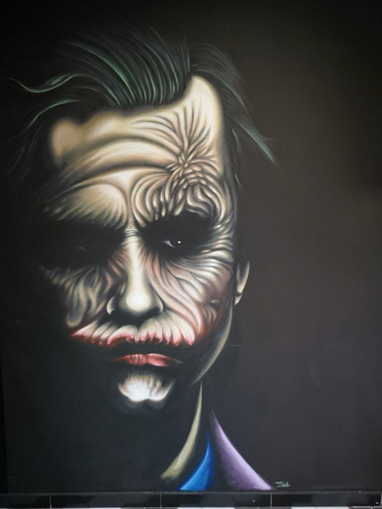 barbaman calle alboraia grafiti