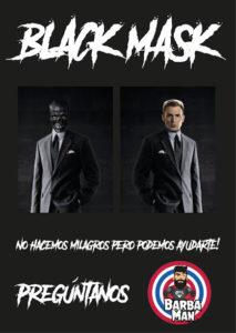 cartel black mask barbaman