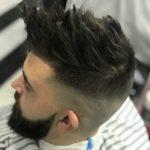corte pelo y barba en barbaman