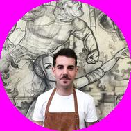 Gerardo, barbero de BarbaMan tu peluqueria en Valencia